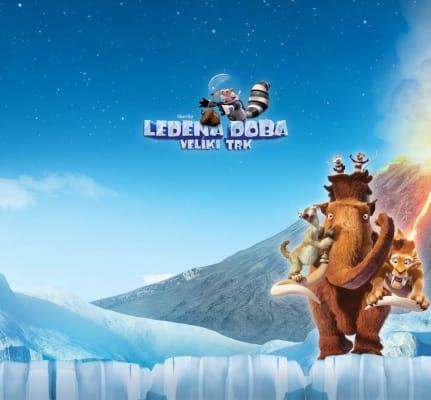 Ledena doba – Vesoljska pustolovščina