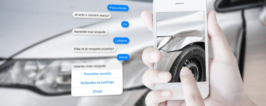 Kako s pogovornim robotom izboljšati uporabniško izkušnjo pri zavarovalnicah?
