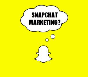 Snapchat marketing – Kdor prvi pride, prvi melje